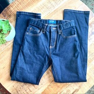 OLD NAVY boys Straight Slim Denim Jean pants
